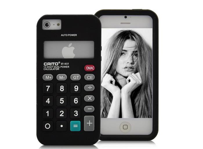 чехол-калькулятор для смартфона