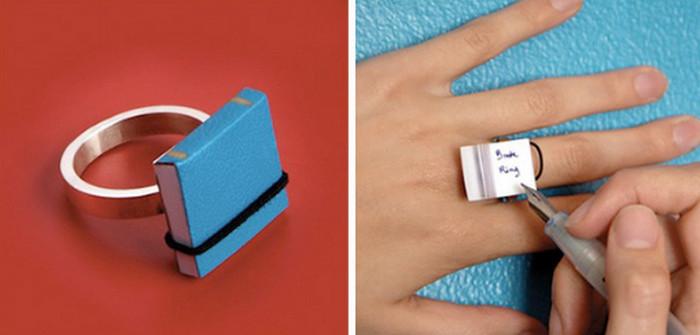 кольцо со шпорами