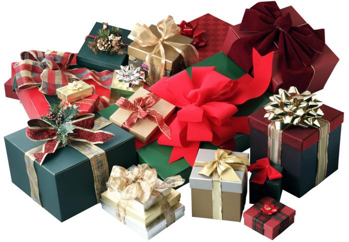 подарки в к новому году