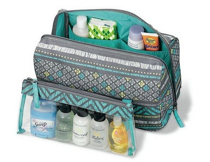 сумка с вещами первой необходимости