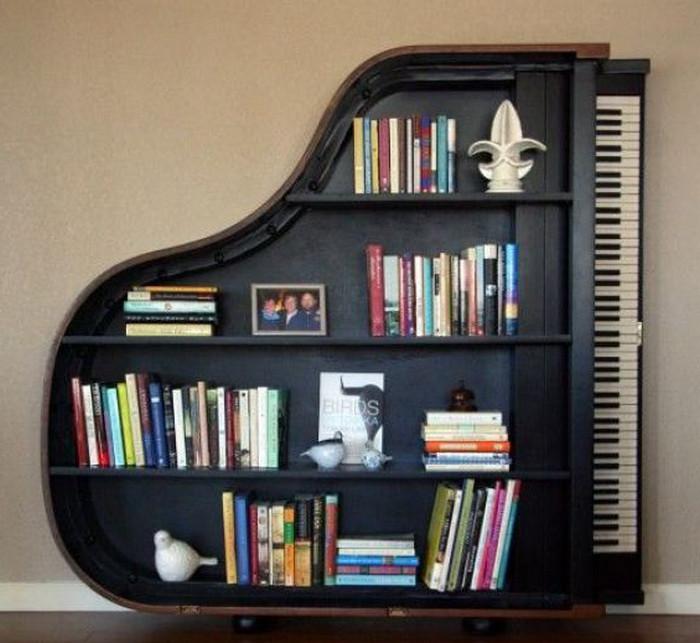 шкаф из рояля