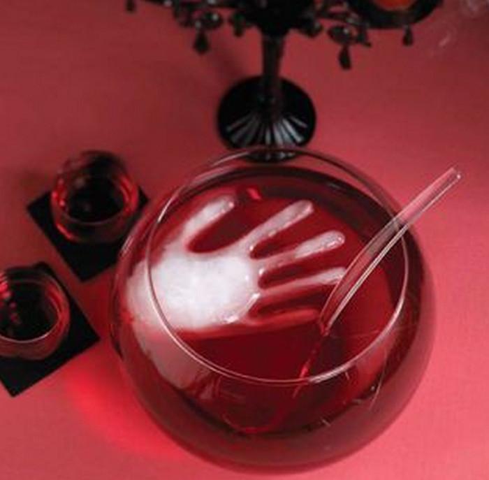 ледяная рука в соке