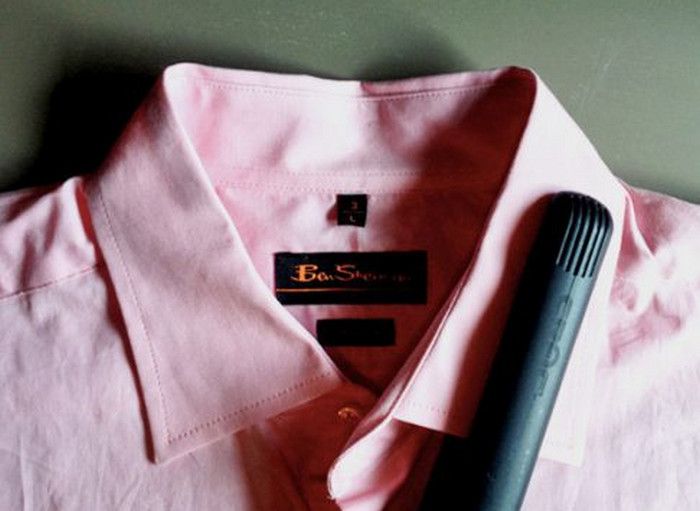 мятая рубашка