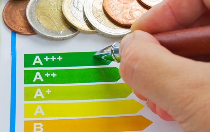 схема классов энергопотребления