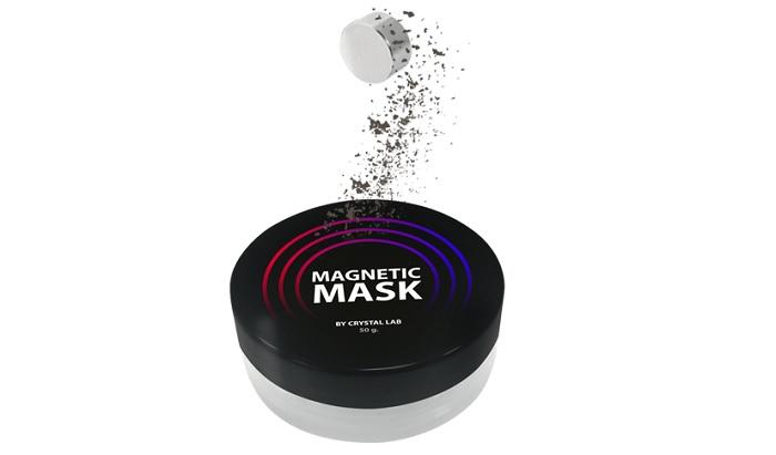 MAGNETIC MASK от прыщей и черных точек: эффект с первого применения!