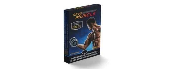 RevoMuscle для наращивания мышечной массы: не упустите шанс стать объектом вожделения!
