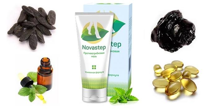 Novastep от грибка стопы: устраняет грибковую инфекцию быстро и без боли!