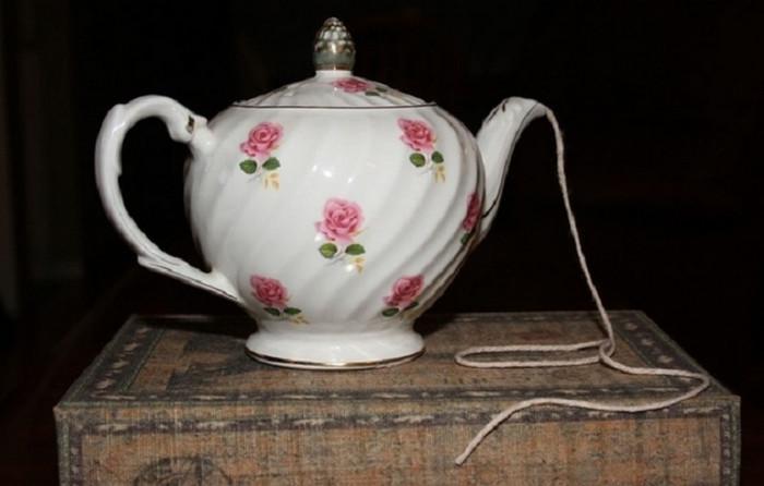 клубок в чайнике