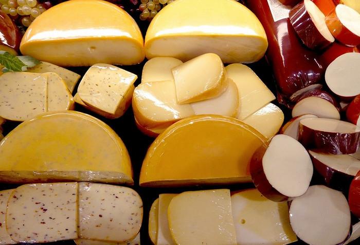 сыр в головках