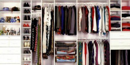 ТОП 10 лайфхаков для порядка в шкафу и в жизни