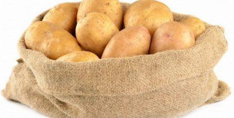 10 лайфхаков с картошкой: чистим, варим, полируем!