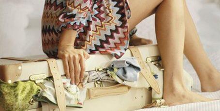 10 лайфхаков, как собрать чемодан компактно и быстро