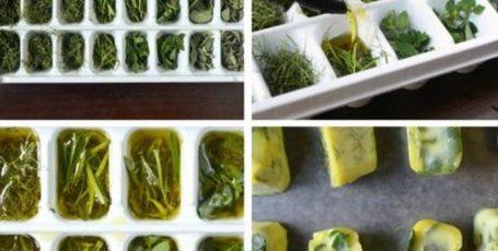 ТОП 10 лайфхаков по заморозке продуктов: продукты, о замораживании которых вы и не догадывались!