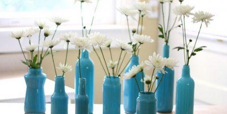 ТОП 10 лайфхаков для декорирования бутылки: из тары – в предмет интерьера