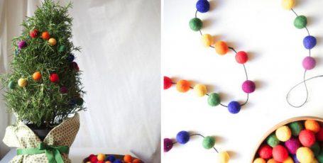 ТОП 10 лайфхаков, как оригинально украсить елку: теперь она нарядная