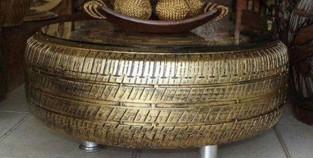 ТОП 10 лайфхаков с шинами: вторая жизнь покрышек