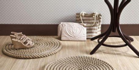 10 лайфхаков, как сделать коврик своими руками: яркие идеи для вашего пола!