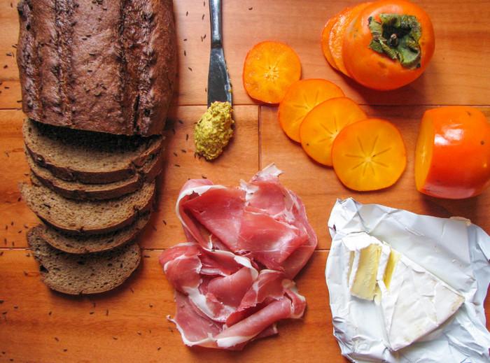 ингредиенты для сэндвича