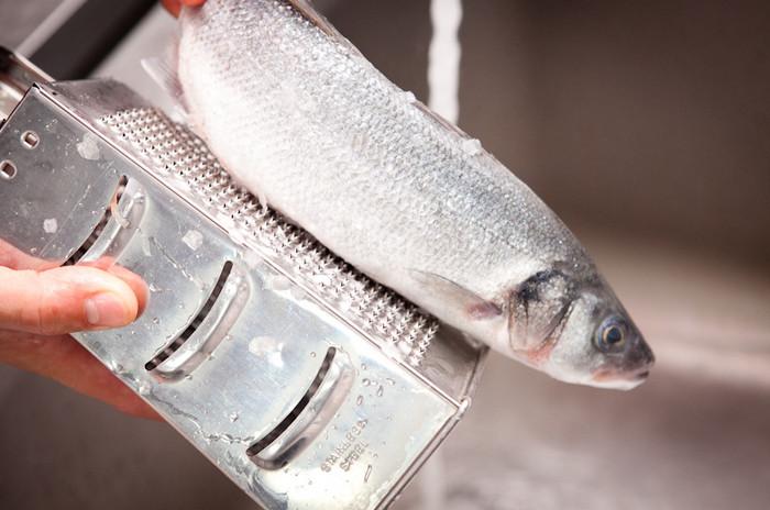терка для рыбы