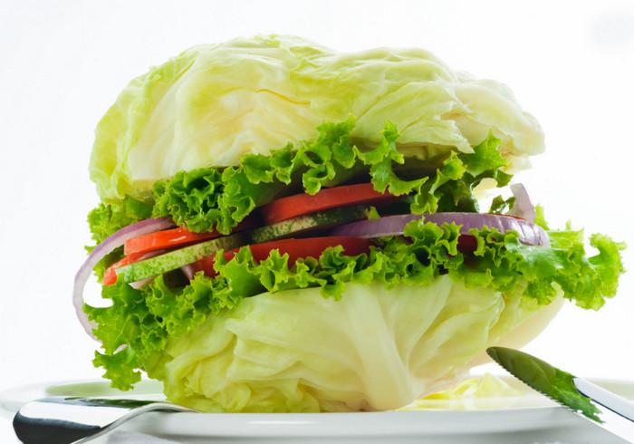 бутерброд для веганов