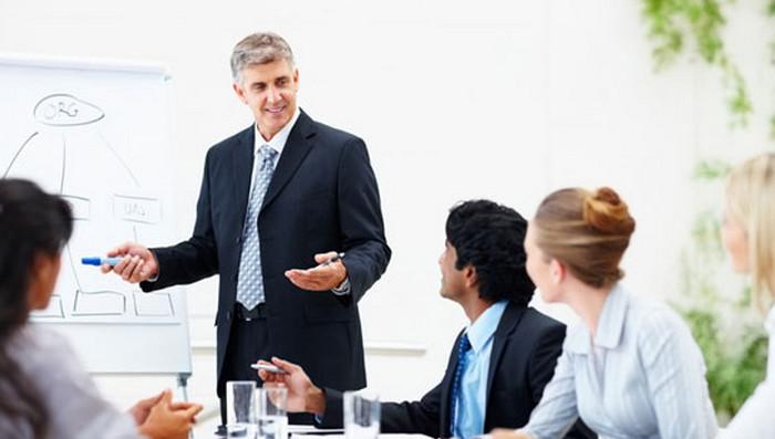 бизнес тренинг