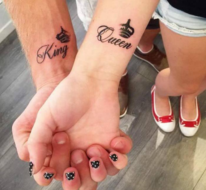 татуировка на руке