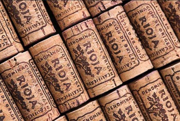 пробки от вина из региона риоха