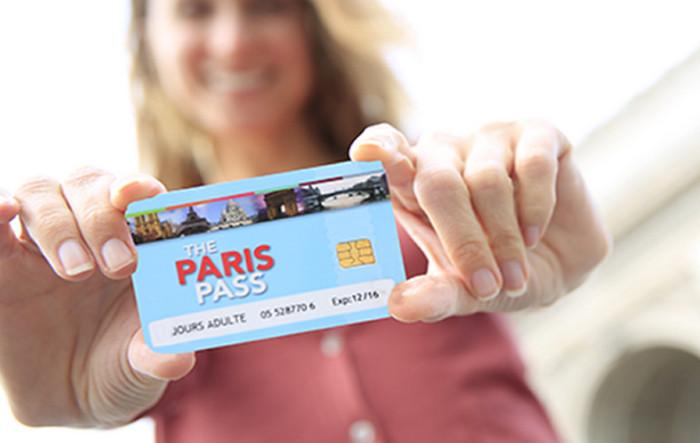 французская карта туриста