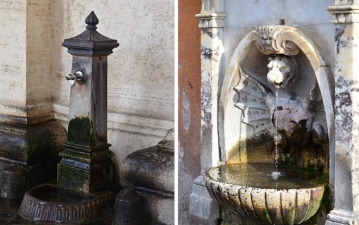 питьевая вода из колонки