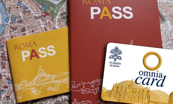карта туриста roma pass