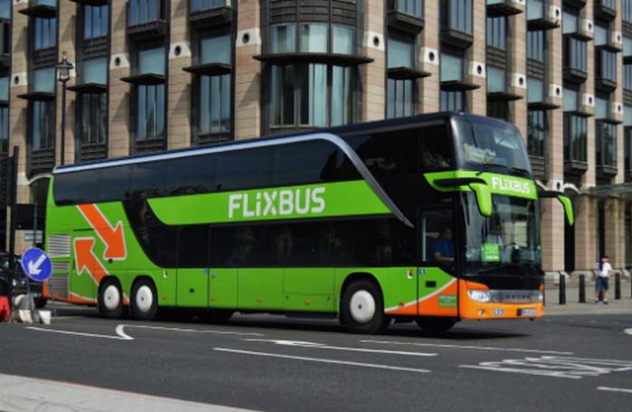 автобус сети flixbus