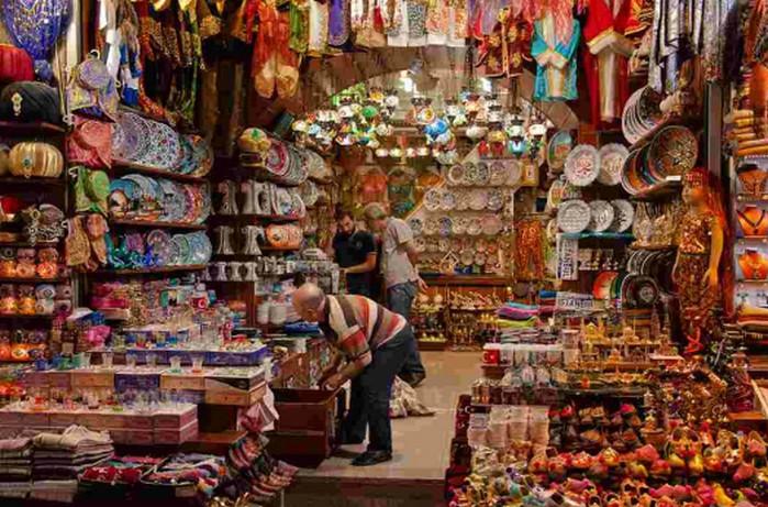 рынок в Египте