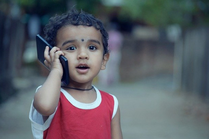 тайский ребенок