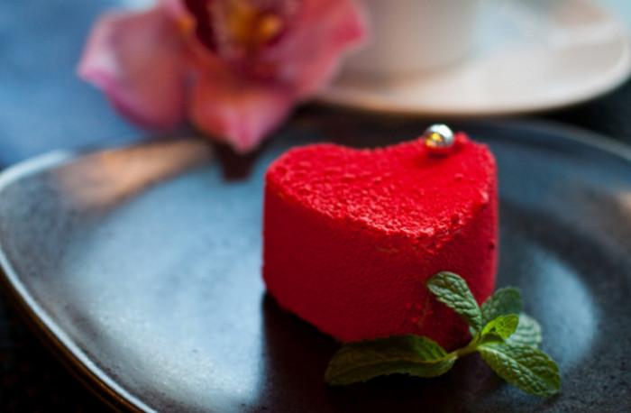 десерт с кольцом