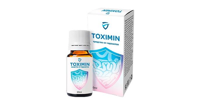 Toximin от паразитов: натуральное противогельминтное средство моментального действия!