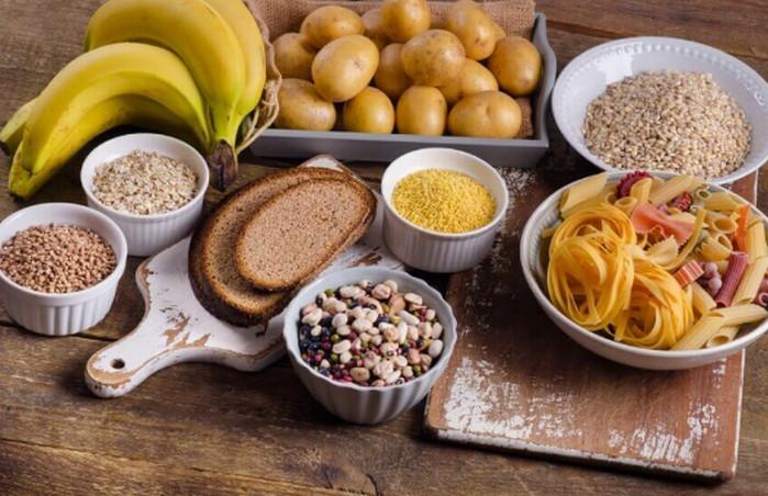 продукты со сложными углеводами
