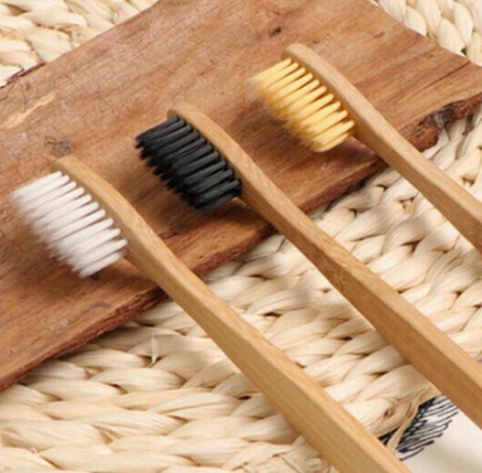 деревянные зубные щетки