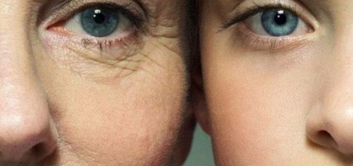 молодая девушка и пожилая женщина