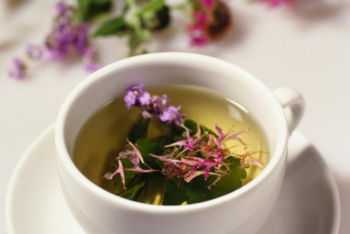 чай с пустырником