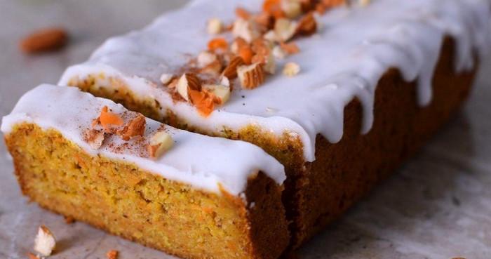 пирог из морковного жмыха